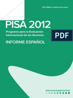 Pisa 2012 Line a Volume Nii
