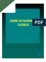 diseño pavflexibles
