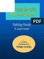 Axial Changes Ankylosing Spondylitis Mar2007