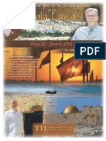 Travel to Israel with Dr. York