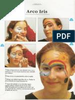 5. Maquillaje para niños - carnaval 2