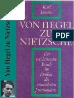 Karl Löwith-Von Hegel zu Nietzsche. Der revolutionäre Bruch im Denken des neunzehnten Jahrhunderts-Fischer (1969).pdf