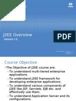 ILP J2EE Stream J2EE 01 Introduction V0.3