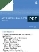 ILP J2EE Stream J2EE 02 Work Environment V0.1