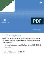 ILP J2EE Stream J2EE 06 Jdbc v0.3