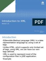 ILP J2EE Stream J2EE 09 XML v0.3