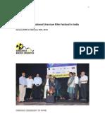 International Uranium Film Festival India Report 2013