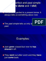 3-Past Simple vs. Present Perfect