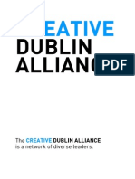 Introduction to the Creative Dublin Alliance