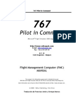 Manual 767 Pilot in Command (SPA)