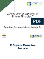 2-Como Obtener Capital en El Sistema Financiero