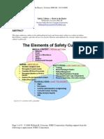 Safety Culture_BacktotheBasics _Version 2008.06