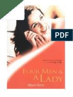 01 - Quatro Homens e Uma Mulher (Gr e CIA)