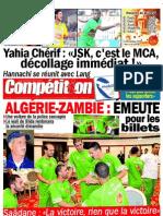 Edition du 03 septembre 2009