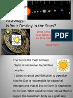 Examine Astrology