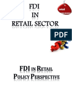 FDI in Retail