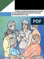 Guía para la Participación Anticipada de la Comunidad en Pro