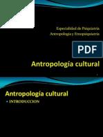 Antropología cultural, 1