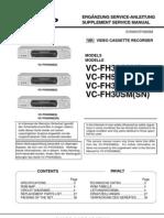 Video Sharp Vc-fh30