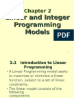 Lpp and Graphical Analysis