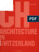 Architecture in Switzerland Philip Jodidio
