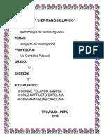 Proyecto de Investigacion (1 5 b