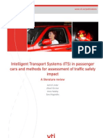 ITS in Passenger Cars and Methods for Assessment of Traffic Safety Impact (Linder Et Al. Excerpt)