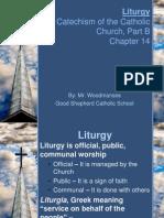 liturgy chapter 14