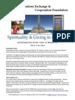 2014 Morocco Spiritulaity & Giving in Ramadan 121313 NP