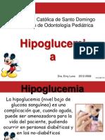 Hipoglucemia. Dra.rosa