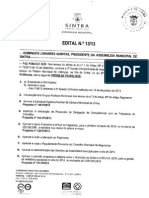 Ordem do Dia da Assembleia Municipal de Sintra de 27 de Dezembro de 2013