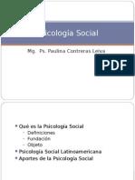Psicolog a Social 2013