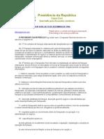 Lei de Franquias ( Franchising )