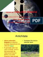gratiiistoriamasurariitimpului-121228142806-phpapp01