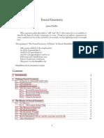Fielder - Fractal Geometry