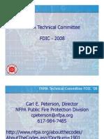NFPA 1901-1.2009 Update