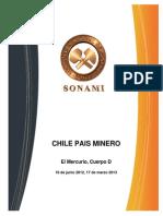 01.- Chile Pais Minero SONAMI El Mercurio