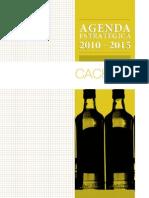 agenda Estratégica cachaca