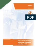 Curso para Inspectores Técnicos de Defensa Civil