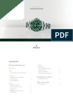 Rolex Submariner En