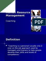 HRM coaching