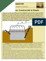 Biodigestor_Construccion y diseño