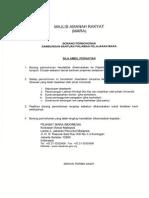 Borang Permohonan Sambungan Tempoh Pinjaman Pelajaran MARA (PMI03)