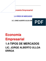 1.4 TiposdeMercados ECOE N 2013