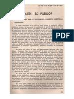 (1974a)Quien Es El Pueblo
