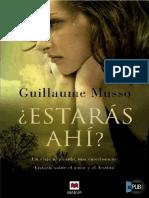 _Estaras Ahi_ - Guillaume Musso