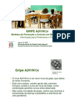 GripeA(H1N1)V