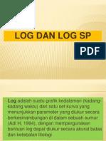 Log dan Log SP.ppt