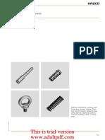 HASCO-General Mould Components Index