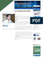 23-12-2013 'Reynosa es número uno en generación empleo'